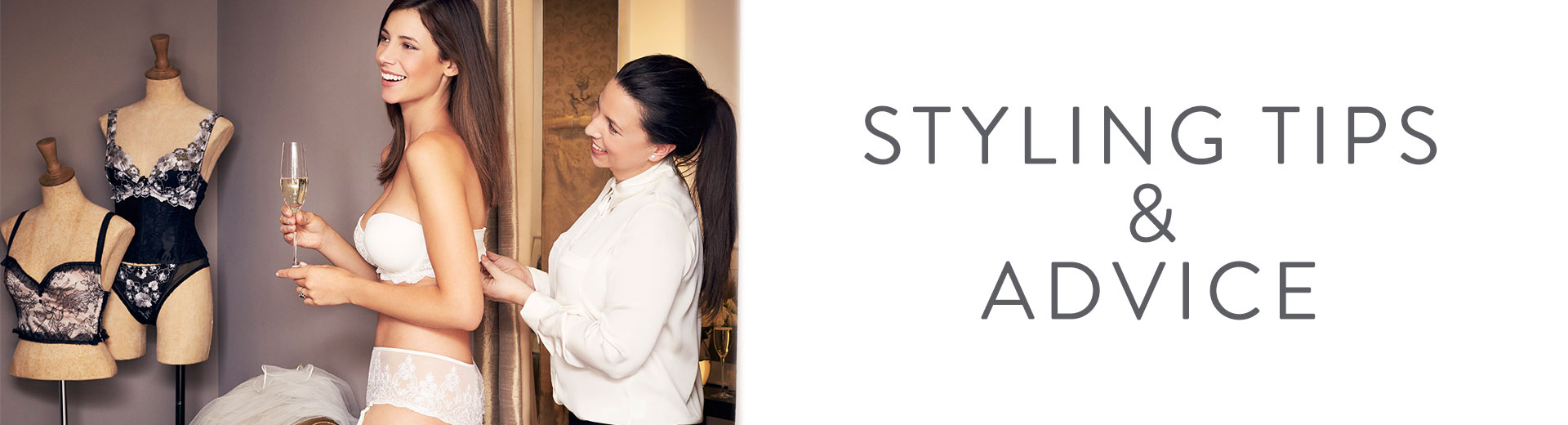 Styling tips & advice