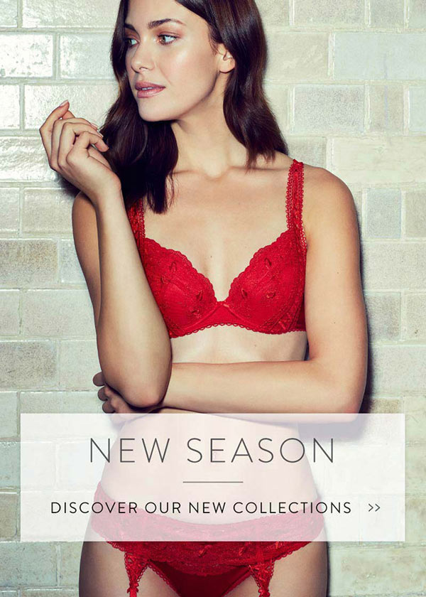 New Collections - Discover our new lingerie styles