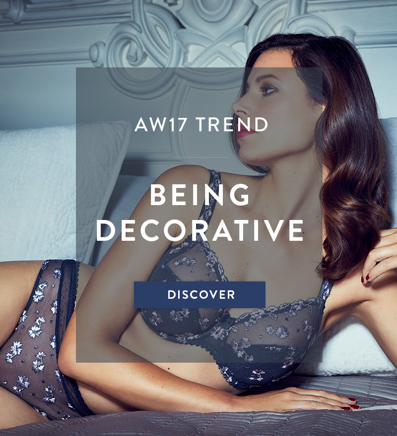 AW17 TREND | Being Decorative