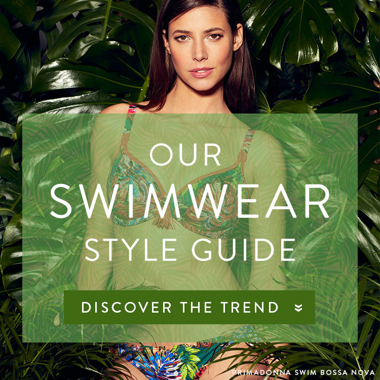 Discover the best of 2017 ladies swimwear trends