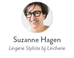 Suzanne Hagen, Lingerie Styliste