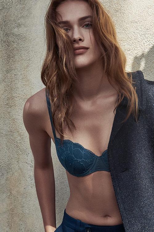 Shop Marie Jo Kate Blue Etoile