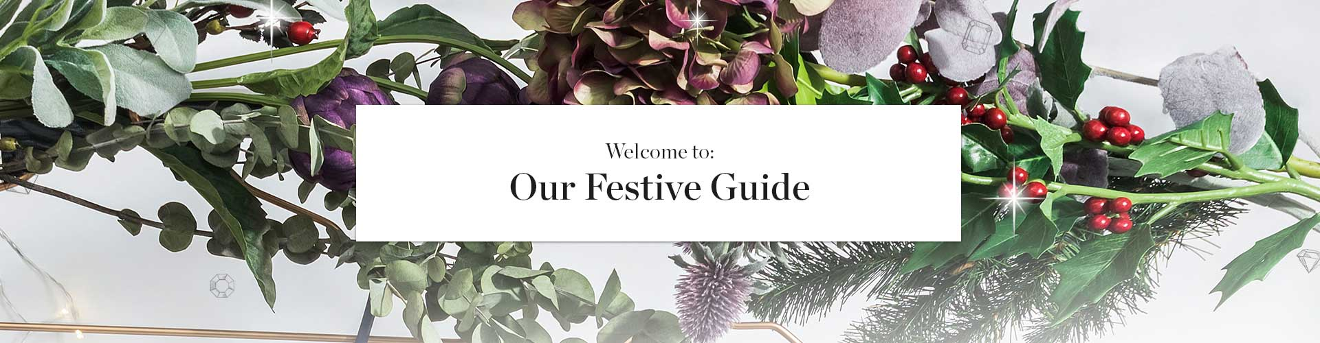 Our Festive Guide to the Season | festive lingerie