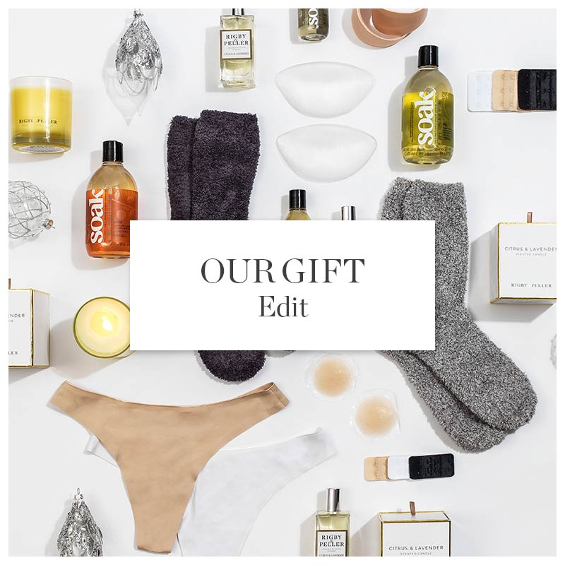 Rigby & Peller Stocking Fillers | stylish Christmas gifts