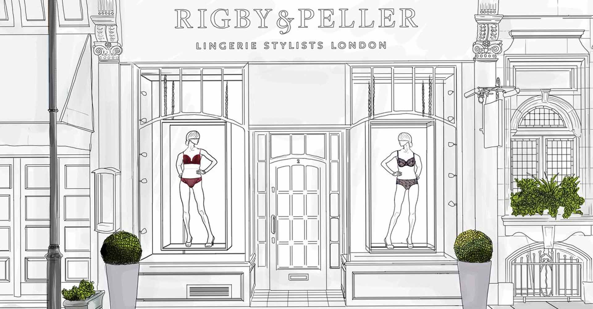 Rigby & Peller Stores in the UK | Your Nearest Store
