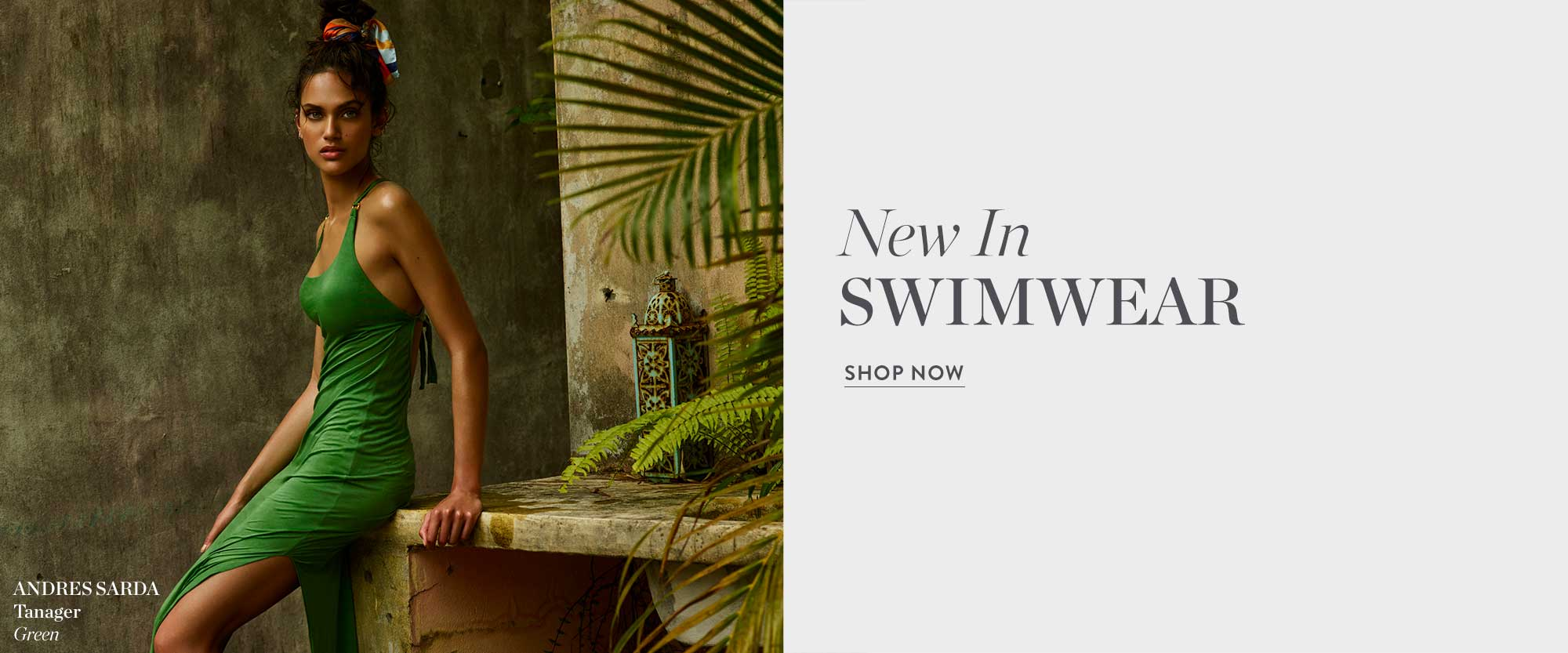 Shop our Cruise SS18 Swimwear Styles