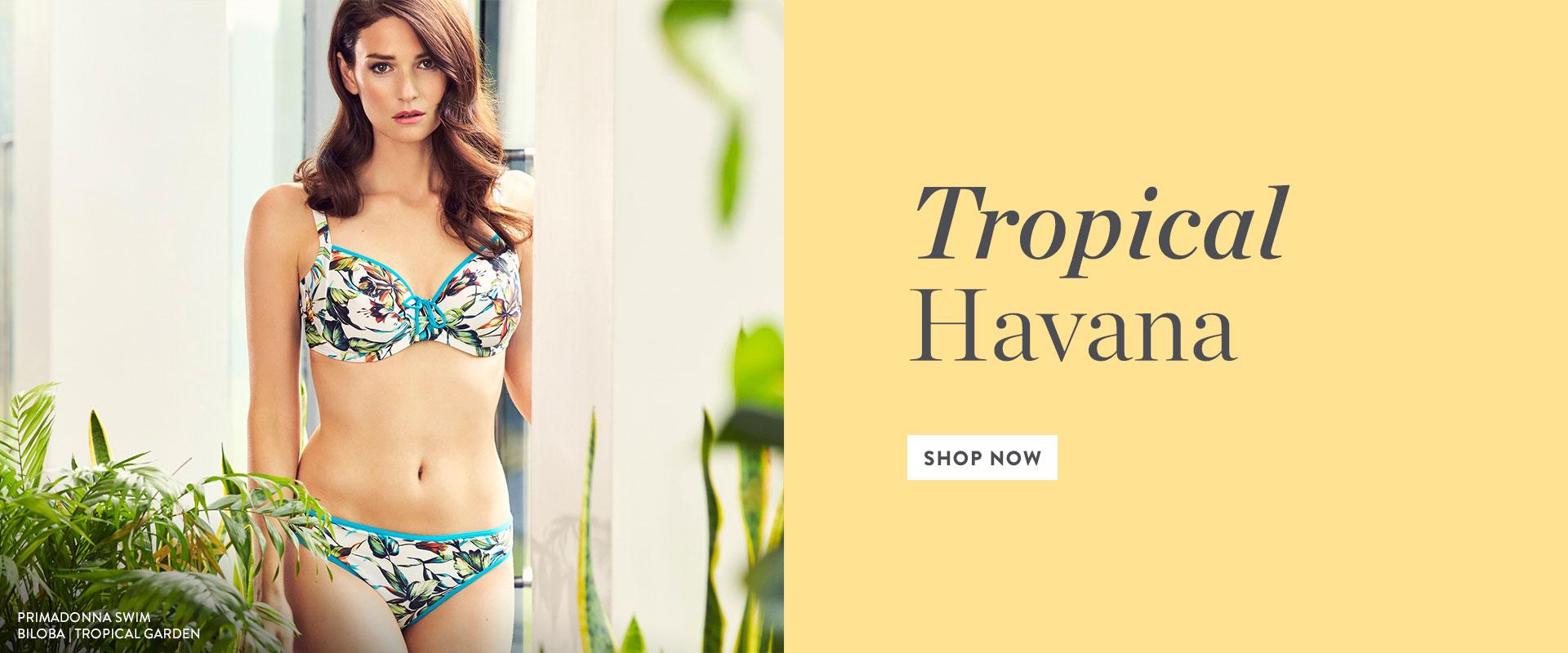 Shop our Tropical Edit