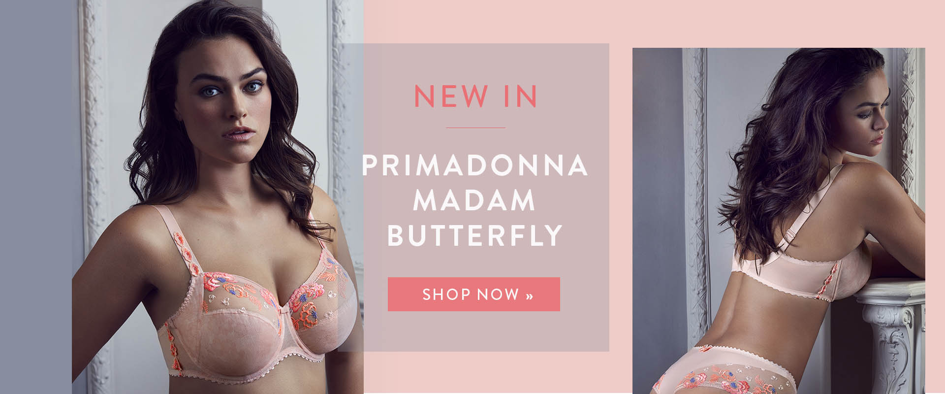 New In - Primadonna Madam Butterfly - Shop Now