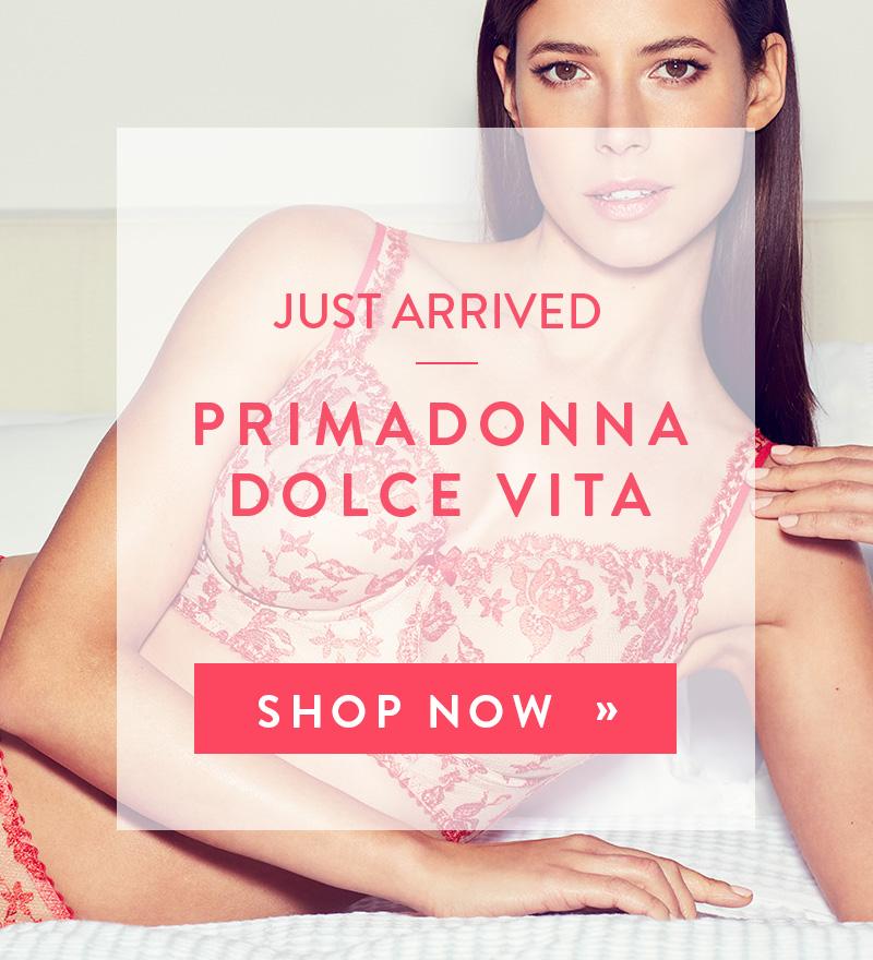 New in - Shop Primadonna Dolce Vita Lipstick now