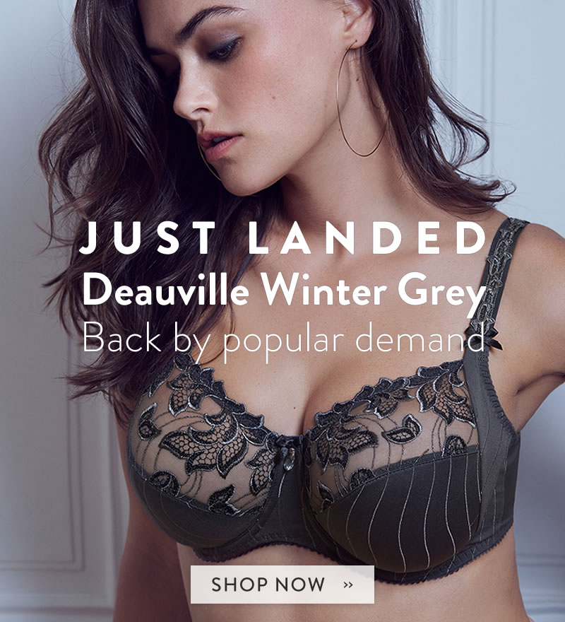 Just landed - Deauville now available in Winter Grey