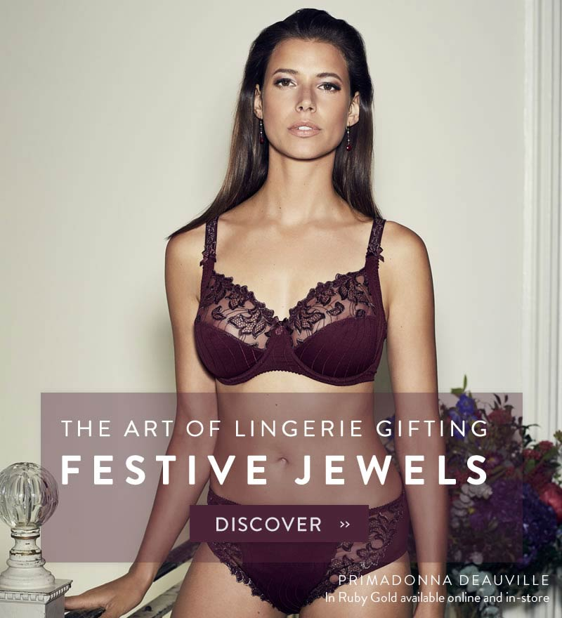 The Art of Lingerie Gifting - Festive Jewels