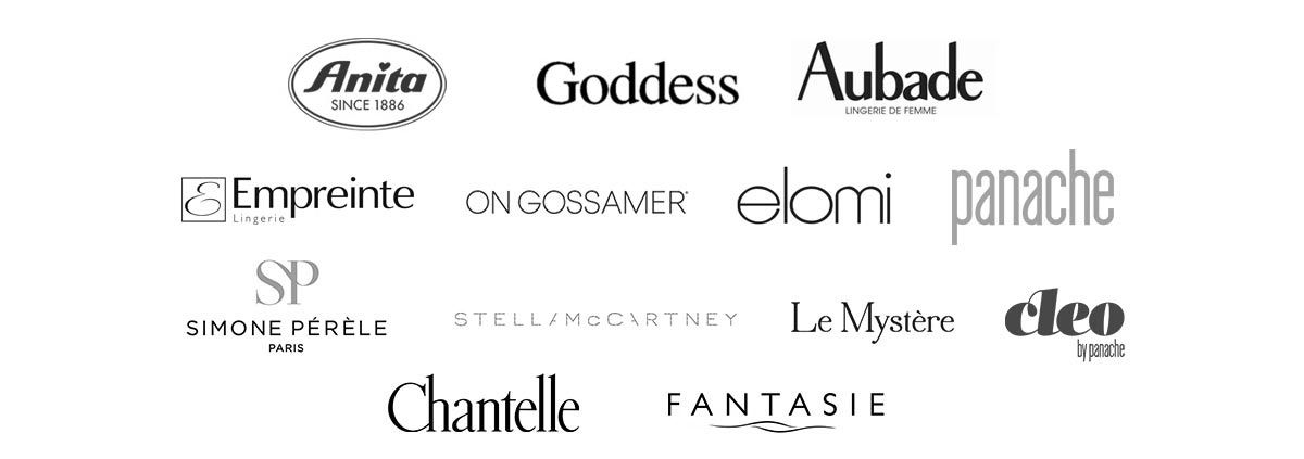 Our Brands | Boutique Exclusive Lingerie