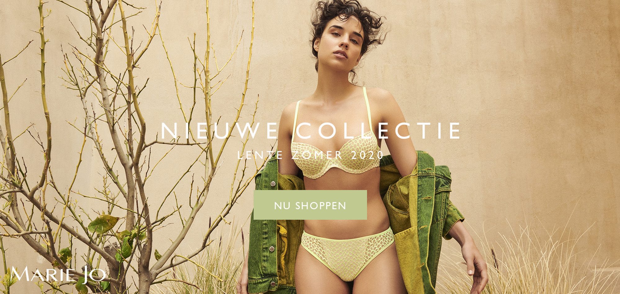 Nieuwe collectie lente zomer 2020 Marie Jo