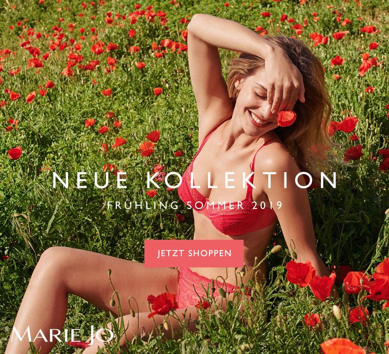 Neue Kollektion Frühling Sommer 2019 Marie Jo