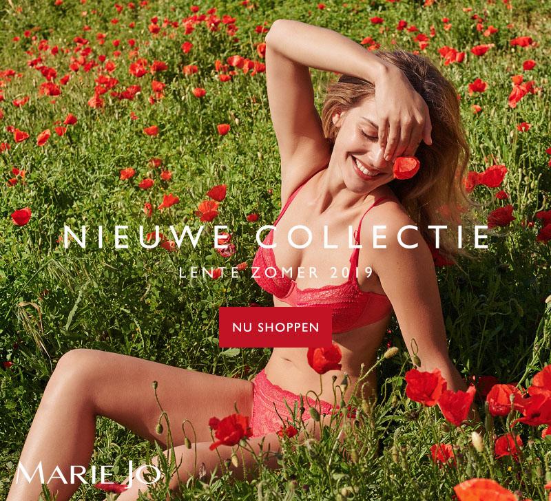Nieuwe collectie lente zomer 2019 Marie Jo