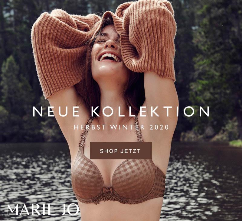 Neue Kollektion Herbst Winter 2020 Marie Jo