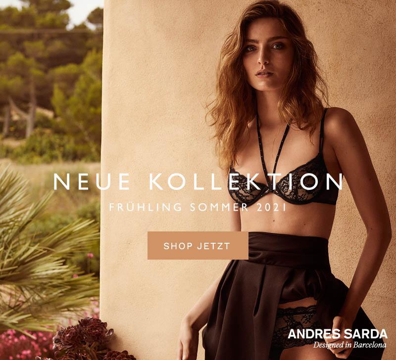 Neue Kollektion Herbst Winter 2020 Andres Sarda