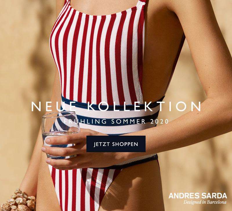 Neue Kollektion Frühling Sommer 2020 Andres Sarda