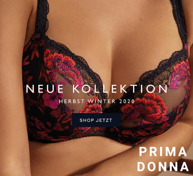 Neue Kollektion Herbst Winter 2020 PrimaDonna