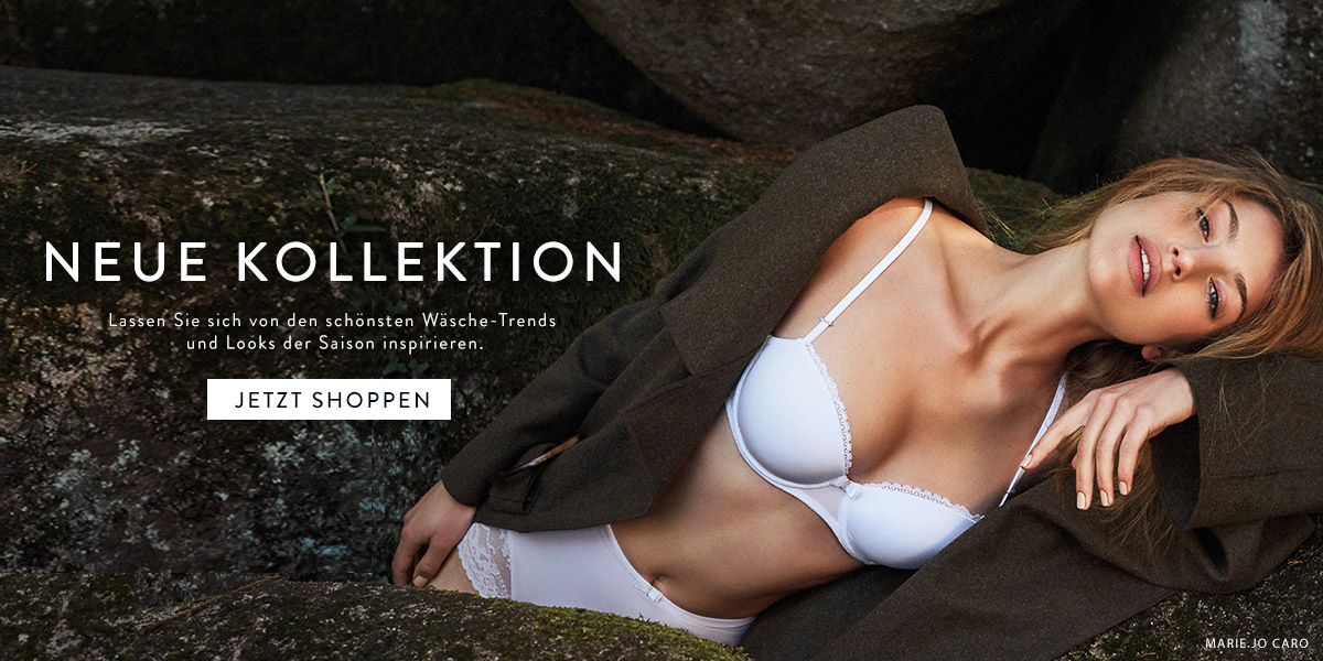 Neue Kollektion Herbst Winter 2017 Marie Jo Primadonna
