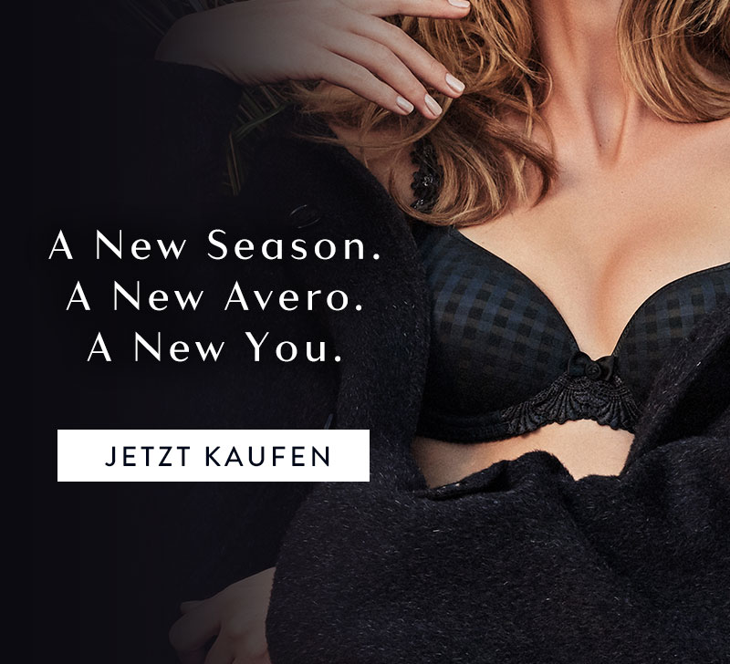 Neue Kollektion Herbst Winter 2017 Marie Jo Avero