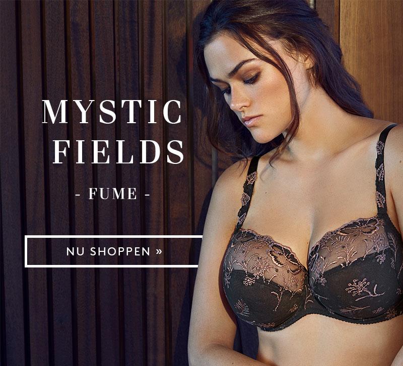 Nieuwe collectie Herfst Winter 2017 Primadonna Mystic Fields