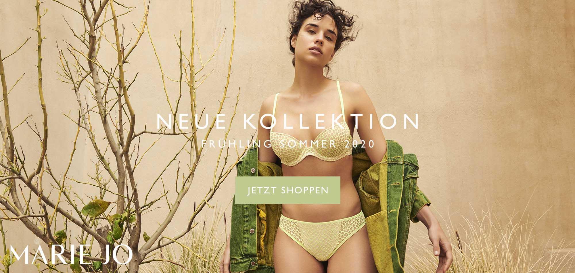 Neue Kollektion Frühling Sommer 2020 Marie Jo