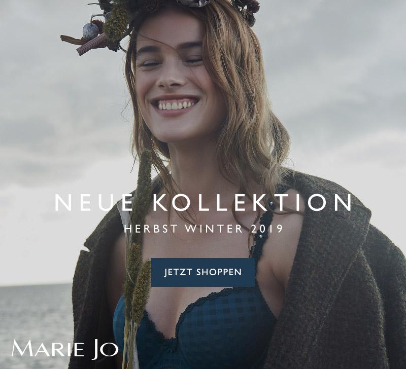 Neue Kollektion Herbst Winter 2019 Marie Jo
