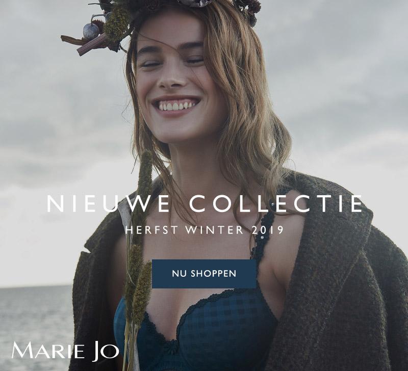Nieuwe collectie herfst winter 2019 Marie Jo