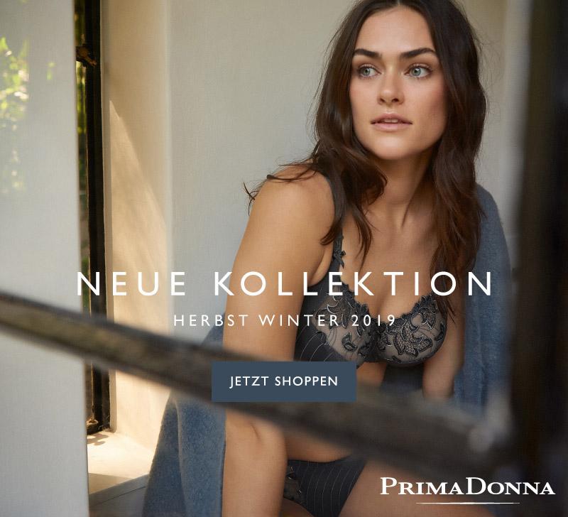 Neue Kollektion Herbst Winter 2019 PrimaDonna