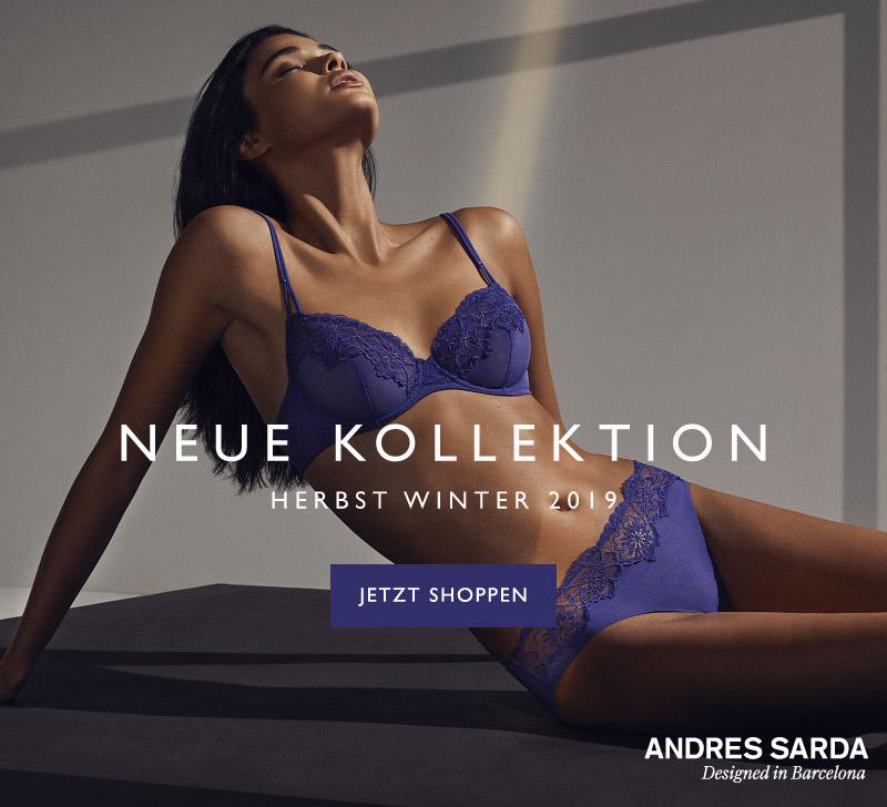Neue Kollektion Herbst Winter 2019 Andres Sarda