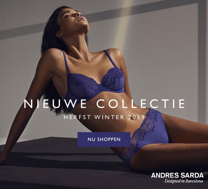 Nieuwe collectie herfst winter 2019 Andres Sarda