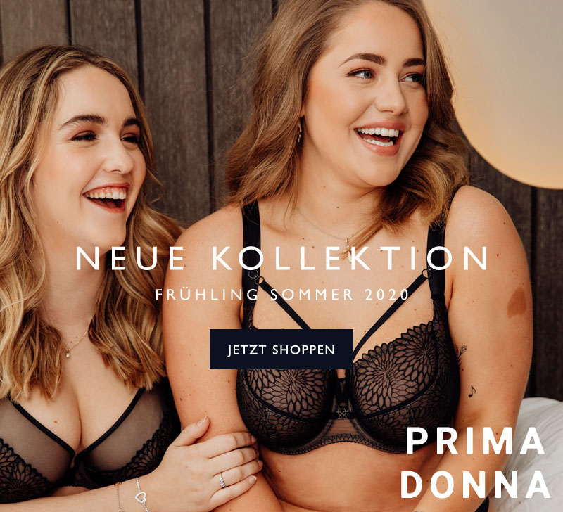 Neue Kollektion Frühling Sommer 2020 PrimaDonna