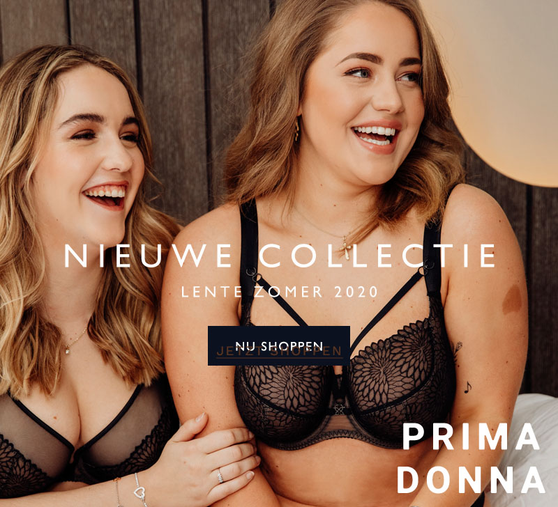 Nieuwe collectie lente zomer 2020 PrimaDonna