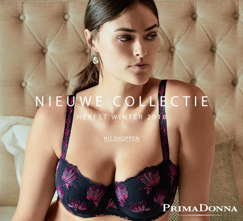 Nieuwe collectie herfst winter 2018 PrimaDonna